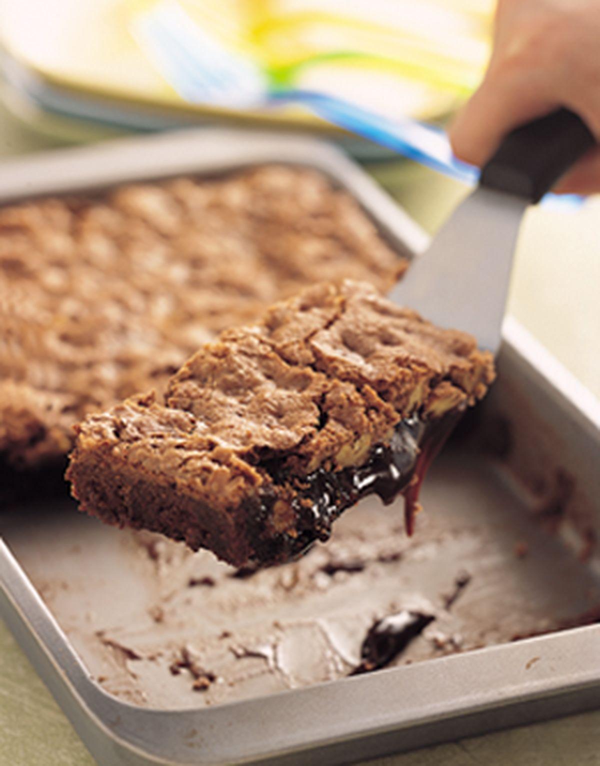 食譜:布朗尼鬆糕