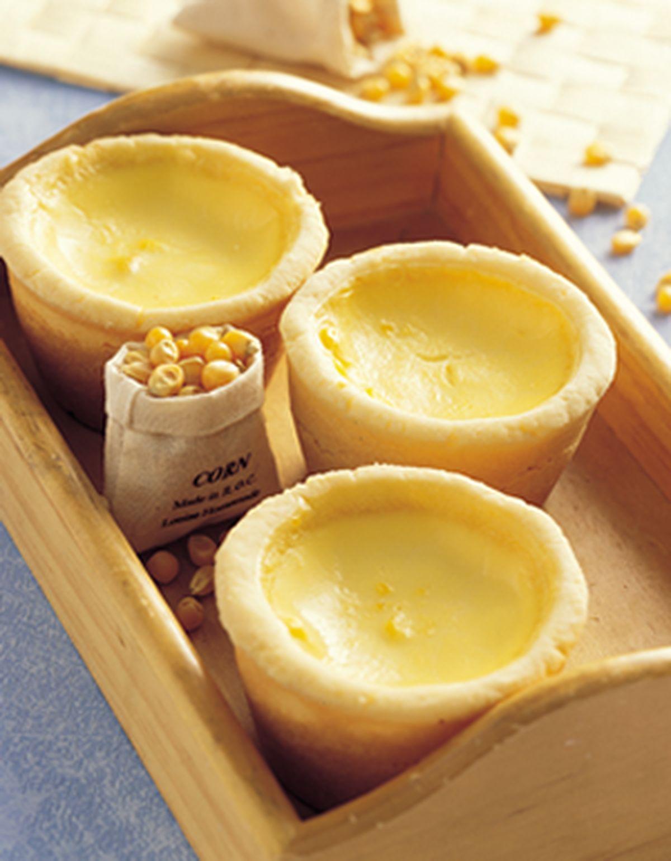 食譜:玉米酥盒