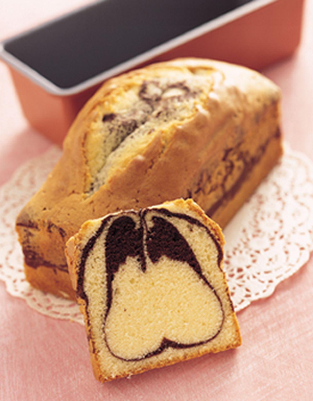 食譜:大理石蛋糕