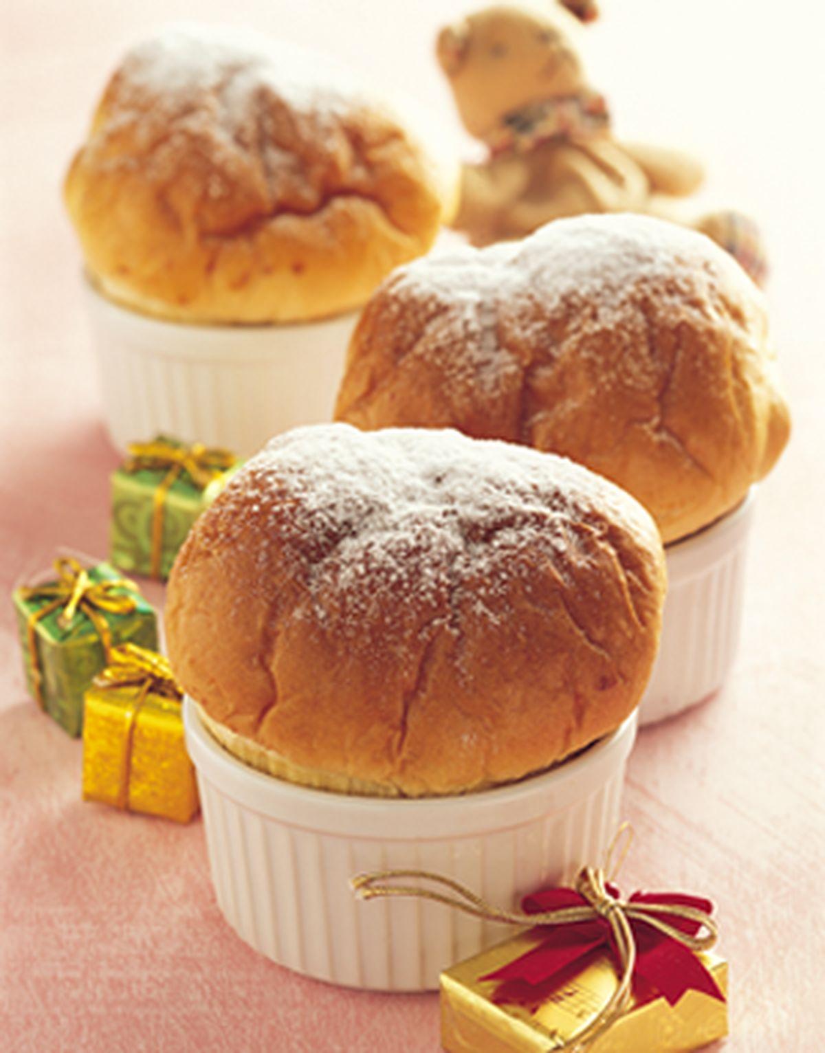 食譜:聖誕麵包