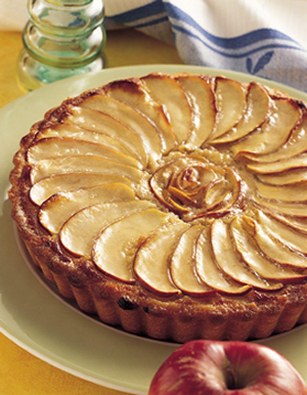 食譜:蘋果塔