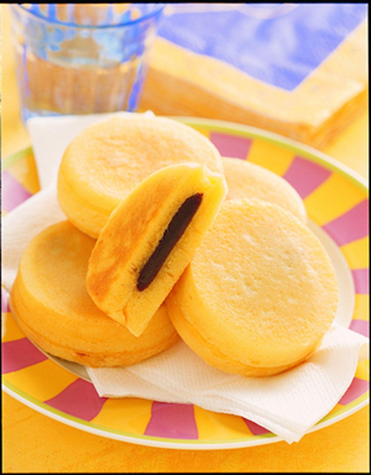 食譜:紅豆餅(1)