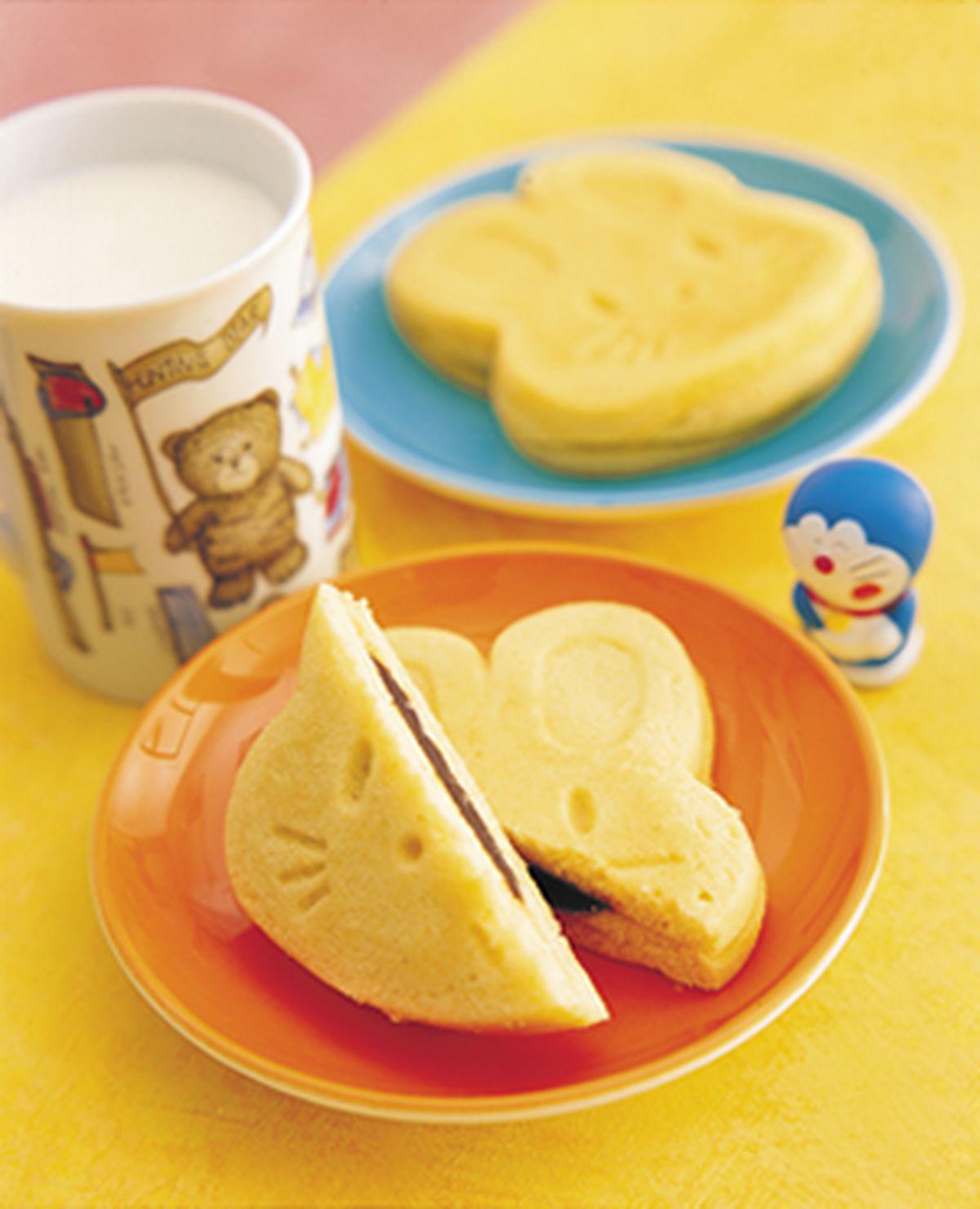 食譜:兔寶寶燒餅
