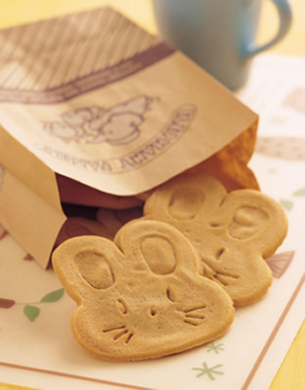 食譜:小白兔脆餅