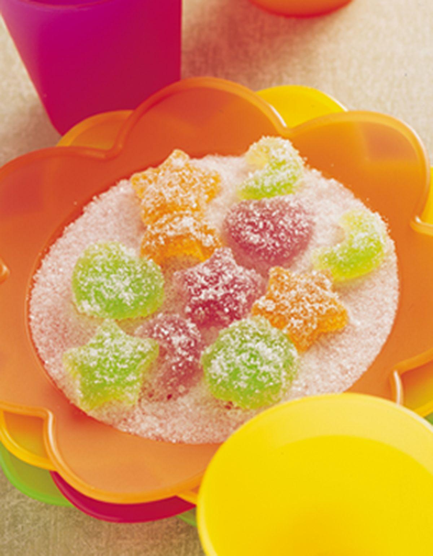 食譜:水果軟糖