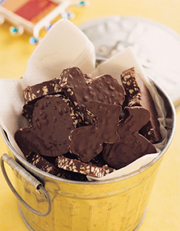 食譜:杏仁巧克力