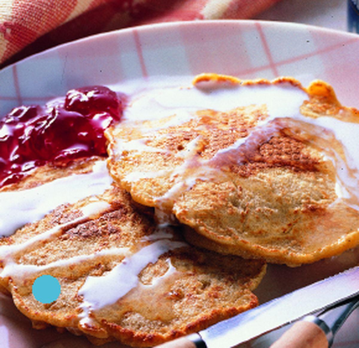 食譜:泡麵甜煎餅