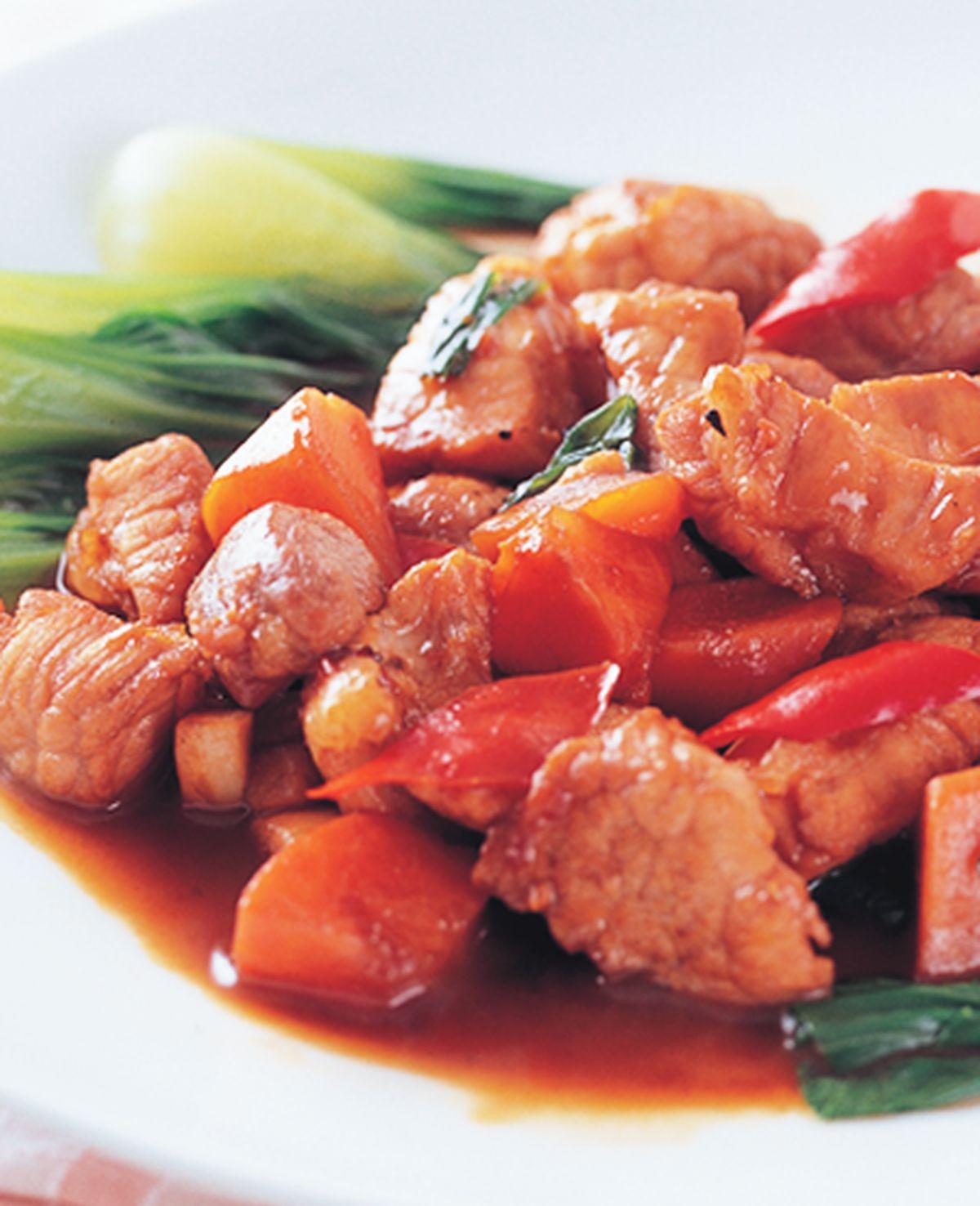 食譜:紅燒肉塊