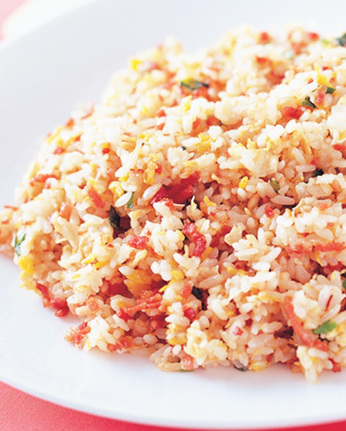 食譜:培根蛋炒飯