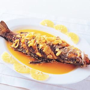 新吉士鱸魚