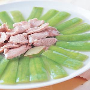 肉片燴絲瓜