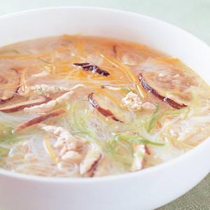 三絲米粉湯