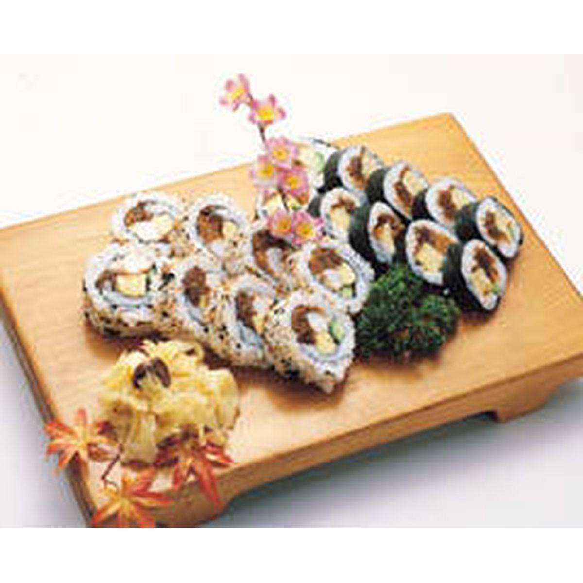 食譜:綜合壽司