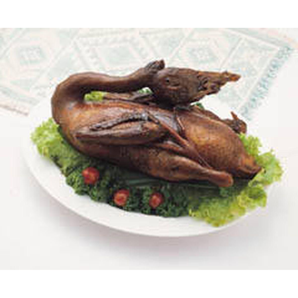 食譜:新加坡滷鴨
