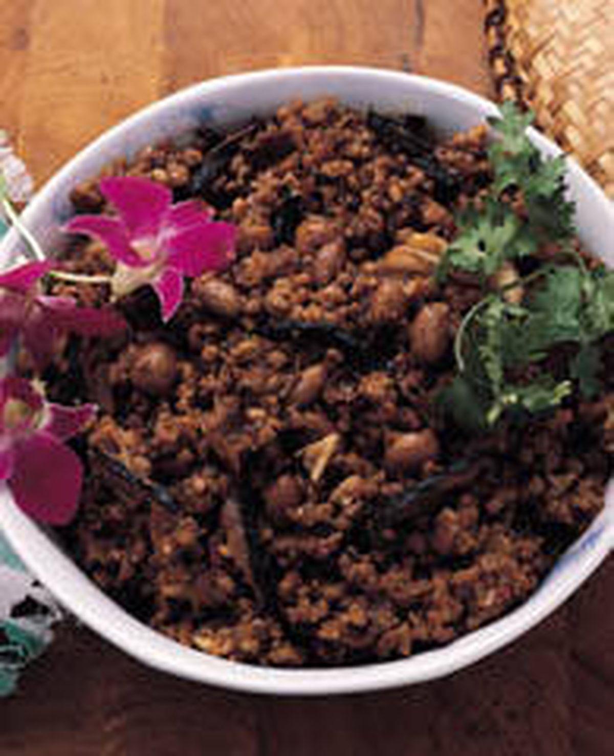 食譜:港式糯米飯