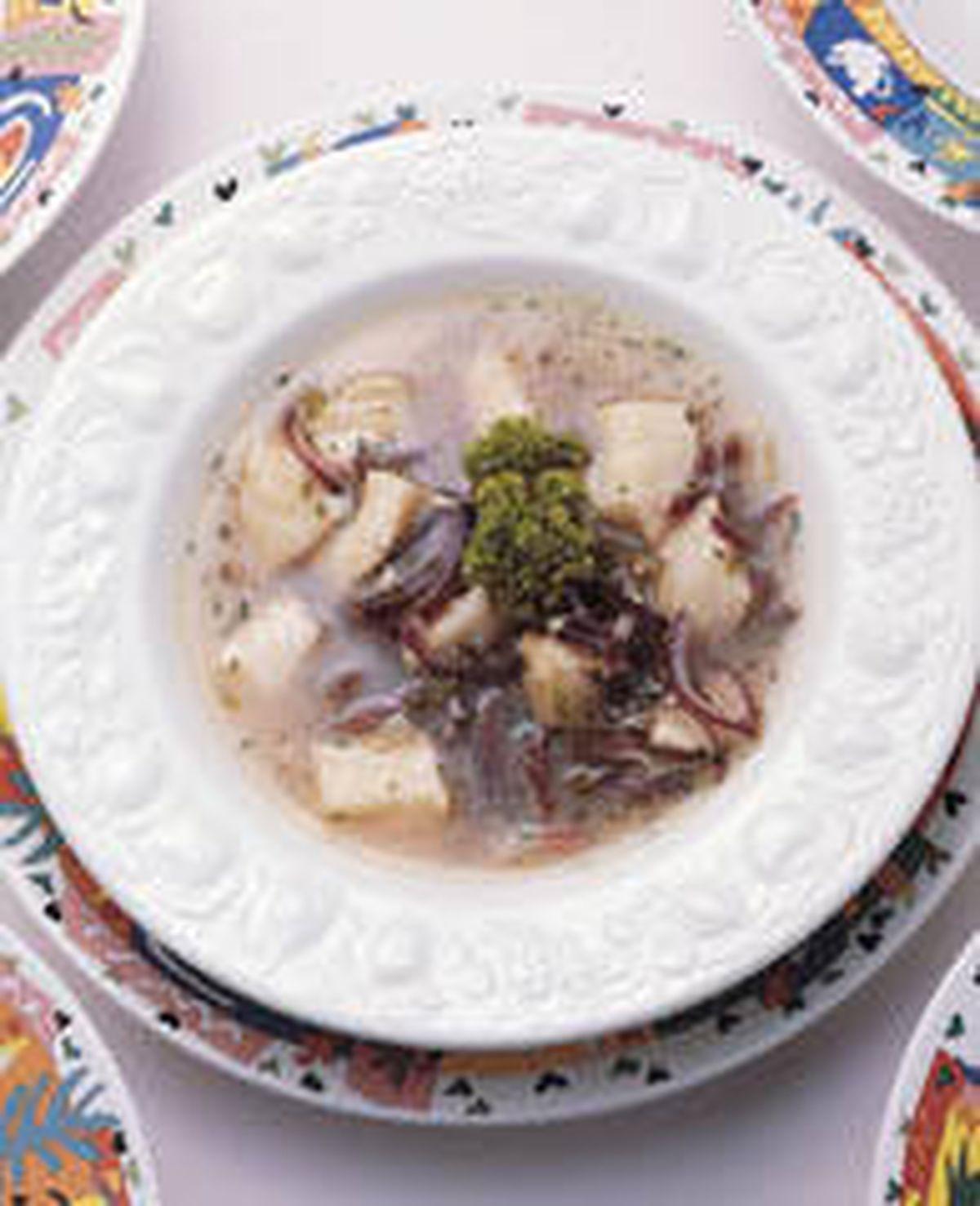 食譜:白魚清湯