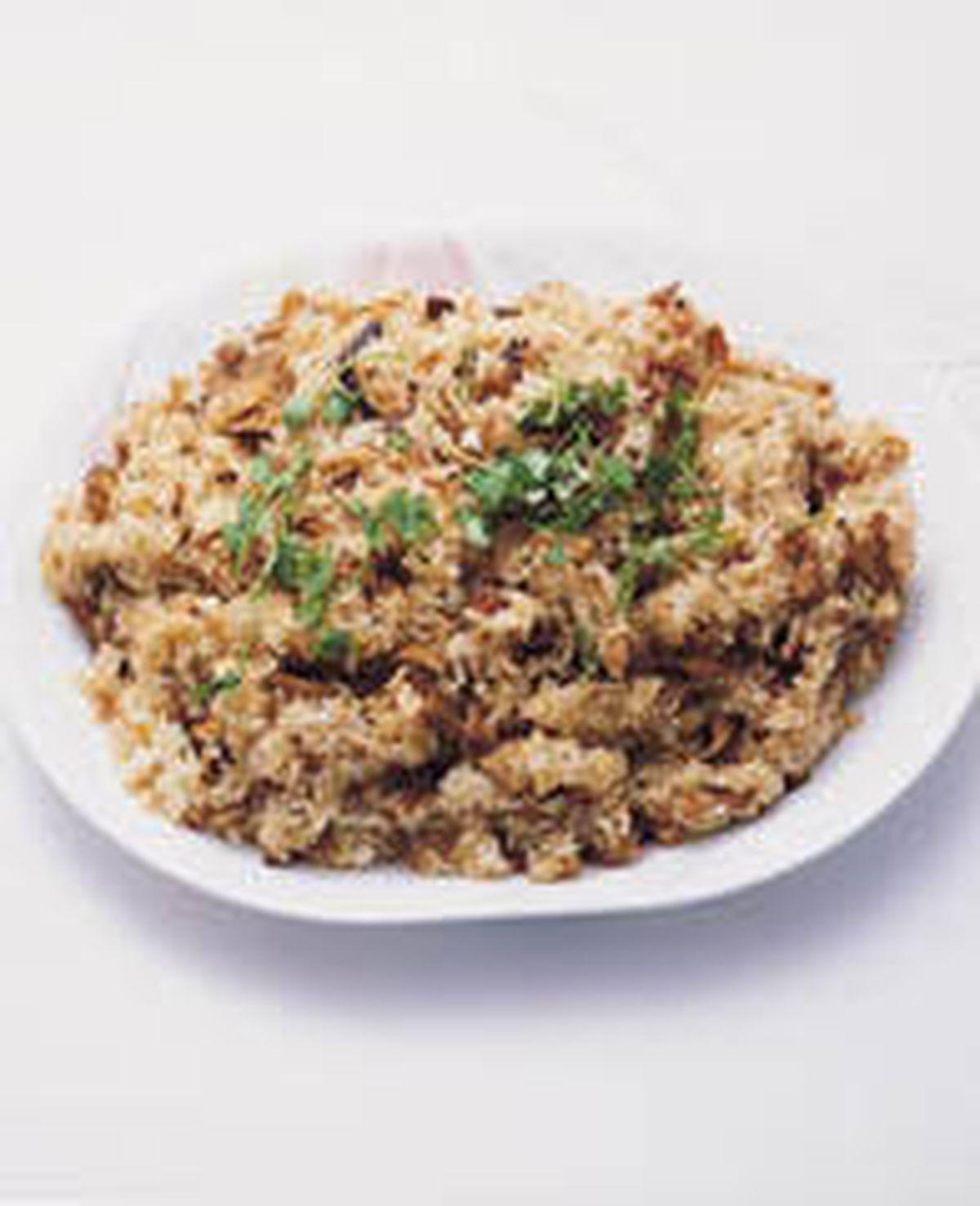 食譜:油飯(2)