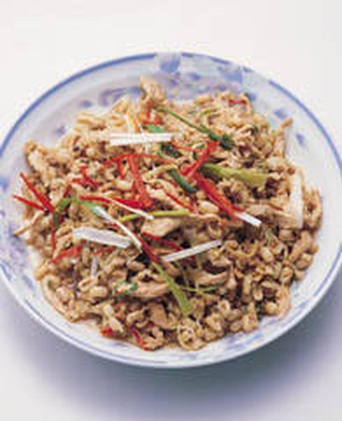 食譜:紅豆芽炒肉絲