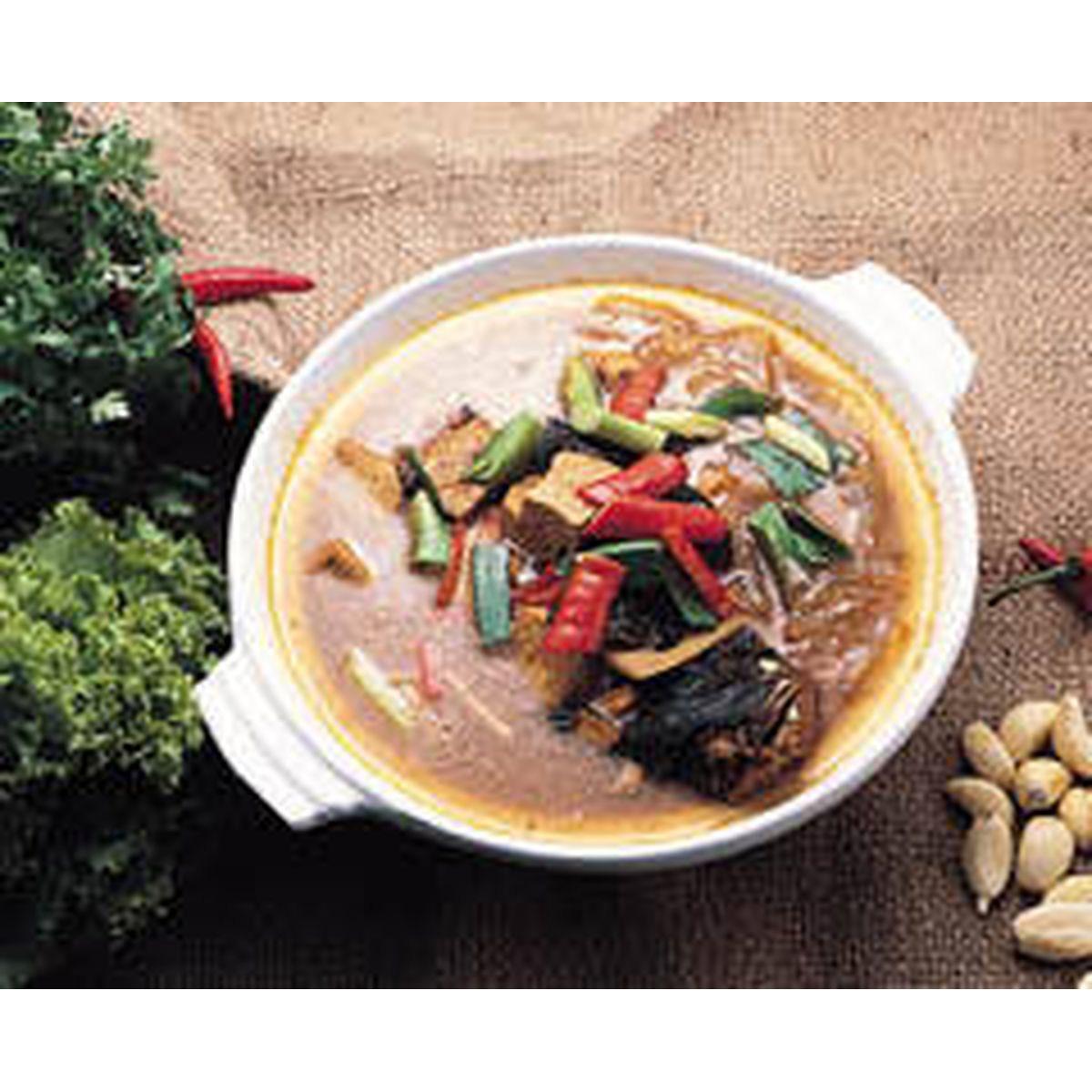 食譜:砂鍋魚頭