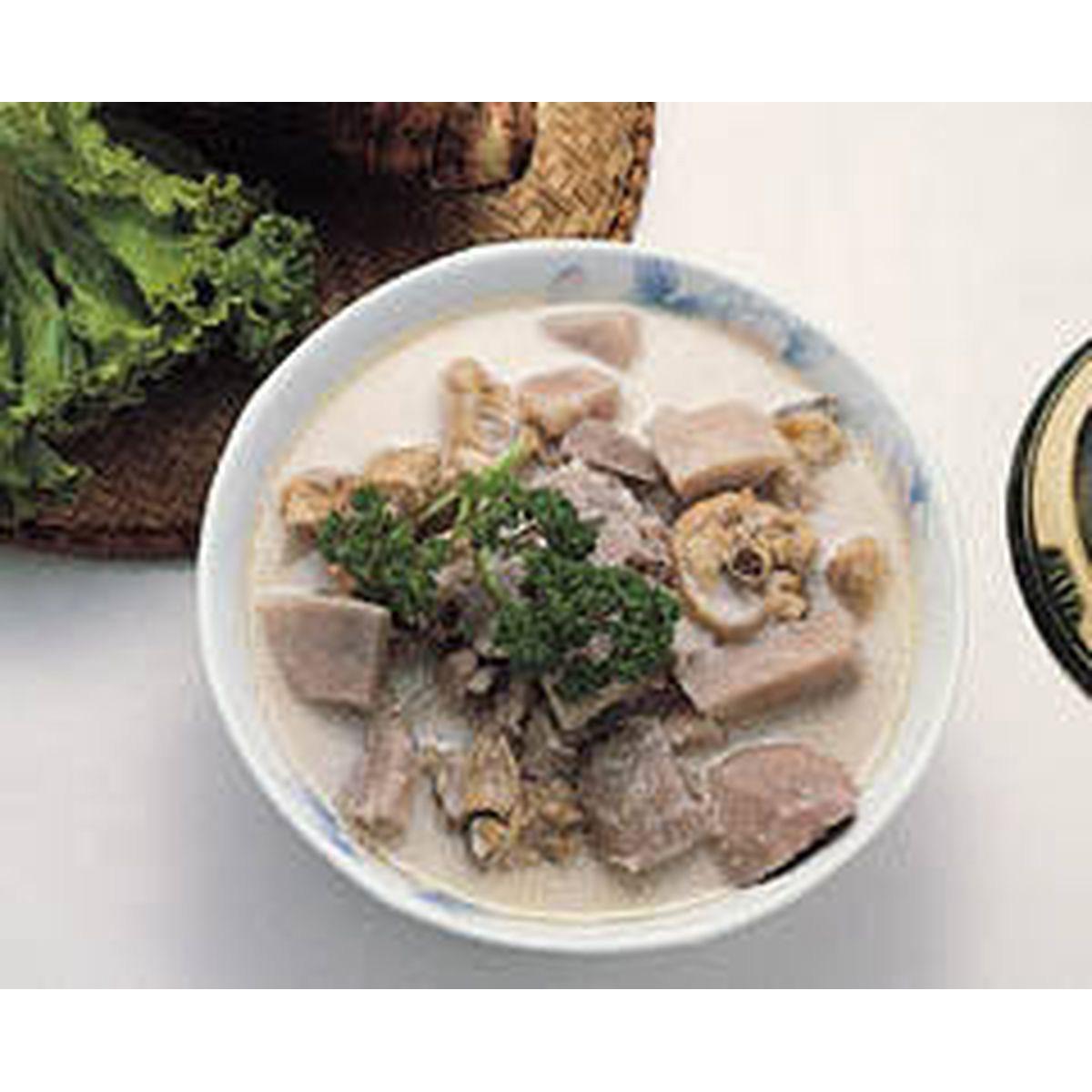 食譜:椰汁芋頭雞