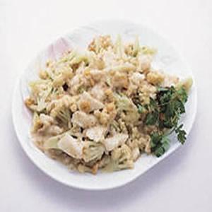 花菜炒白粿