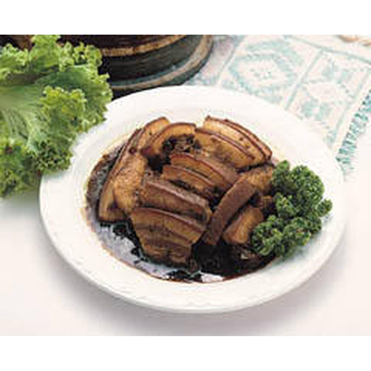 食譜:梅干扣肉