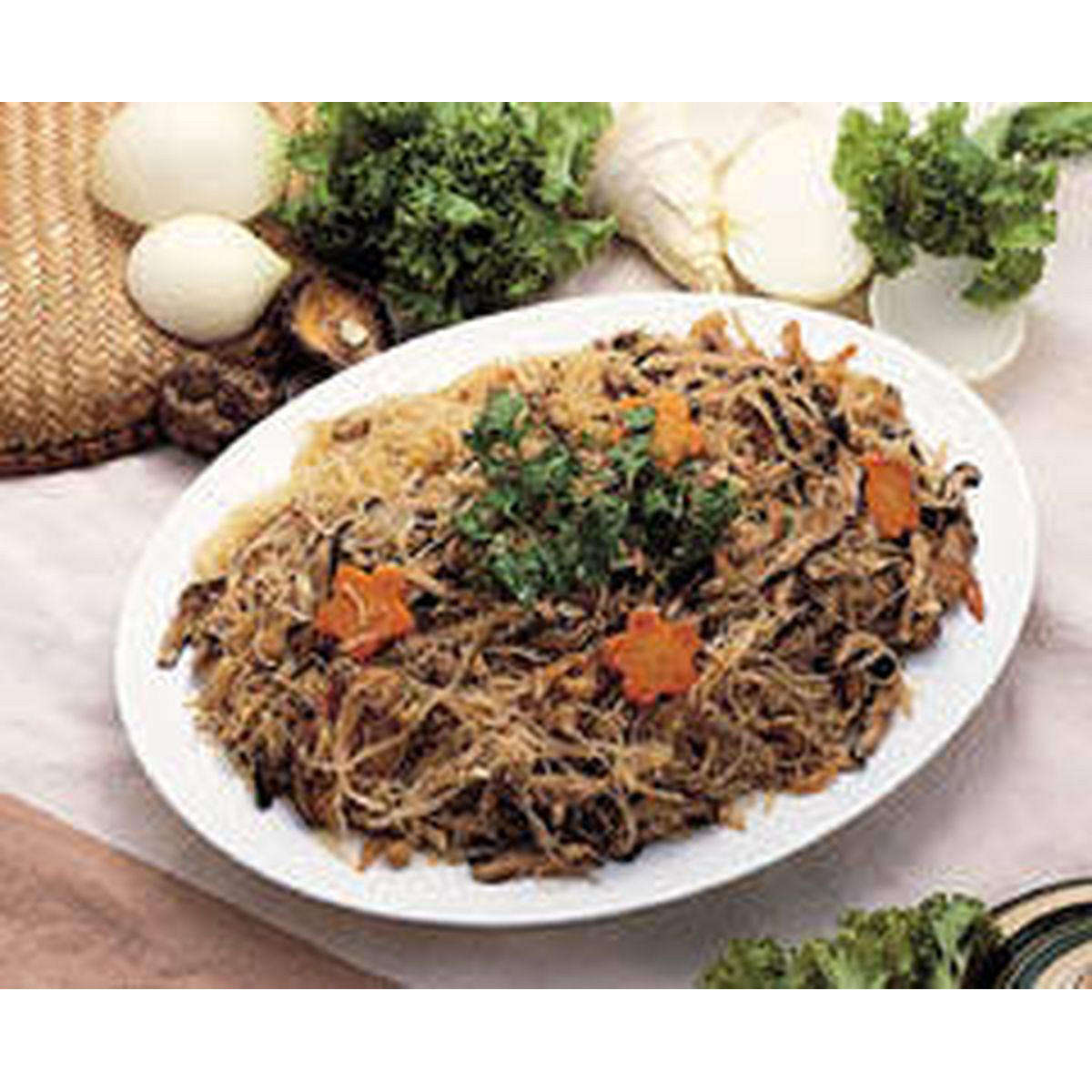 食譜:洋蔥炒米粉