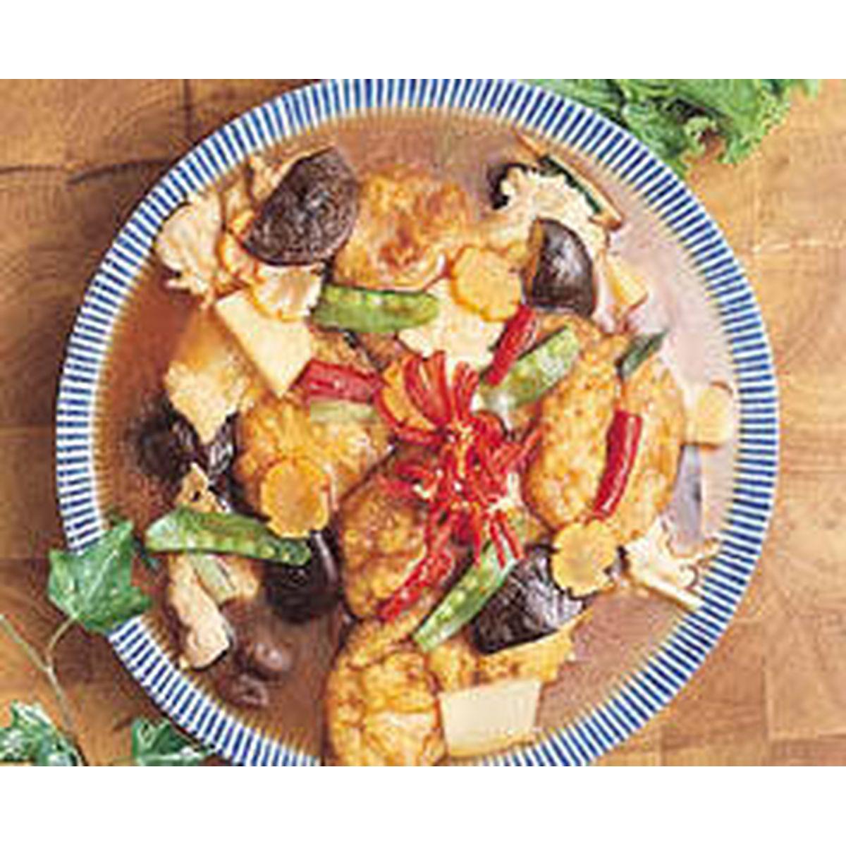 食譜:口袋豆腐