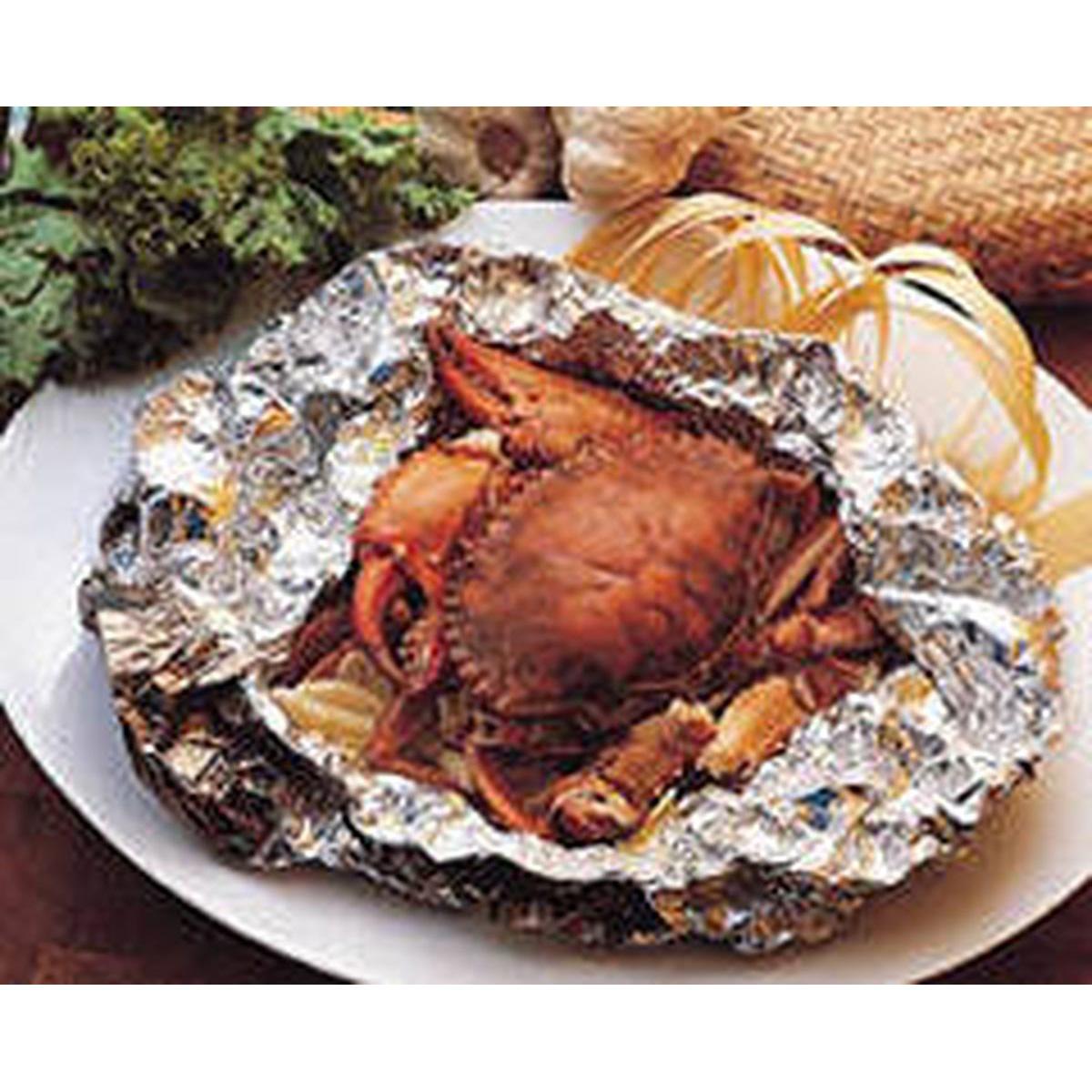食譜:奶油螃蟹燒