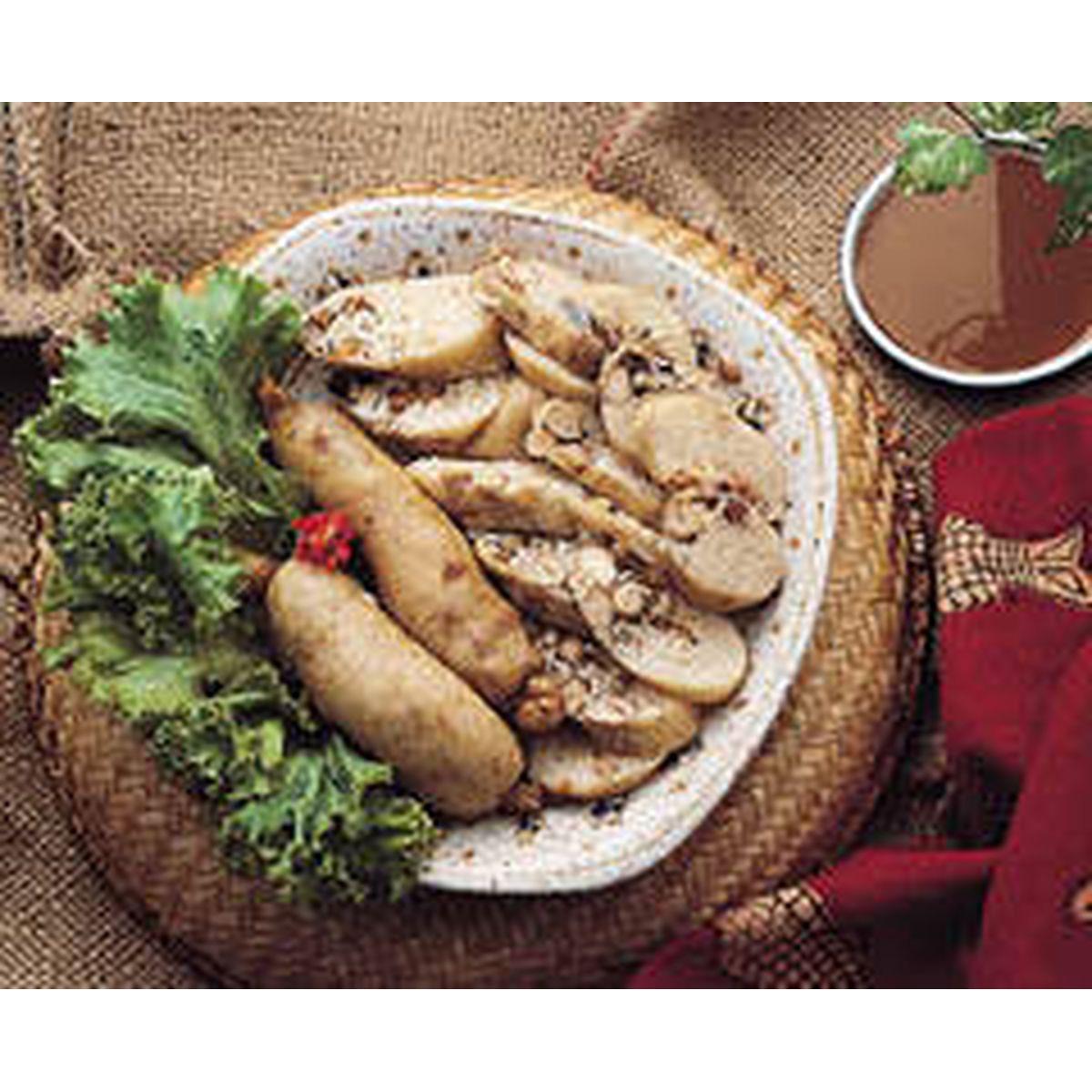 食譜:糯米腸