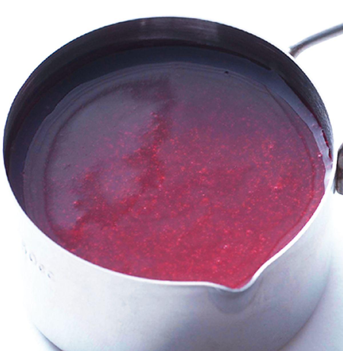 食譜:桑椹醬(1)