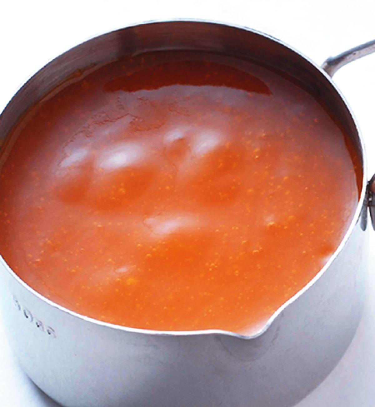 食譜:芒果醬