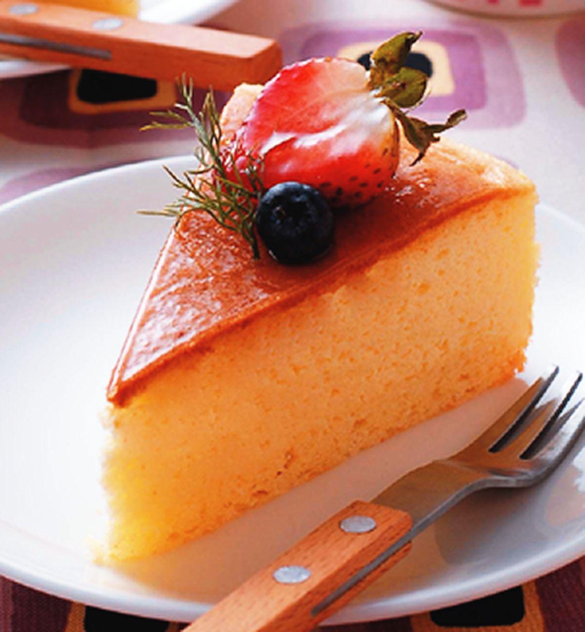 食譜:舒芙蕾乳酪蛋糕