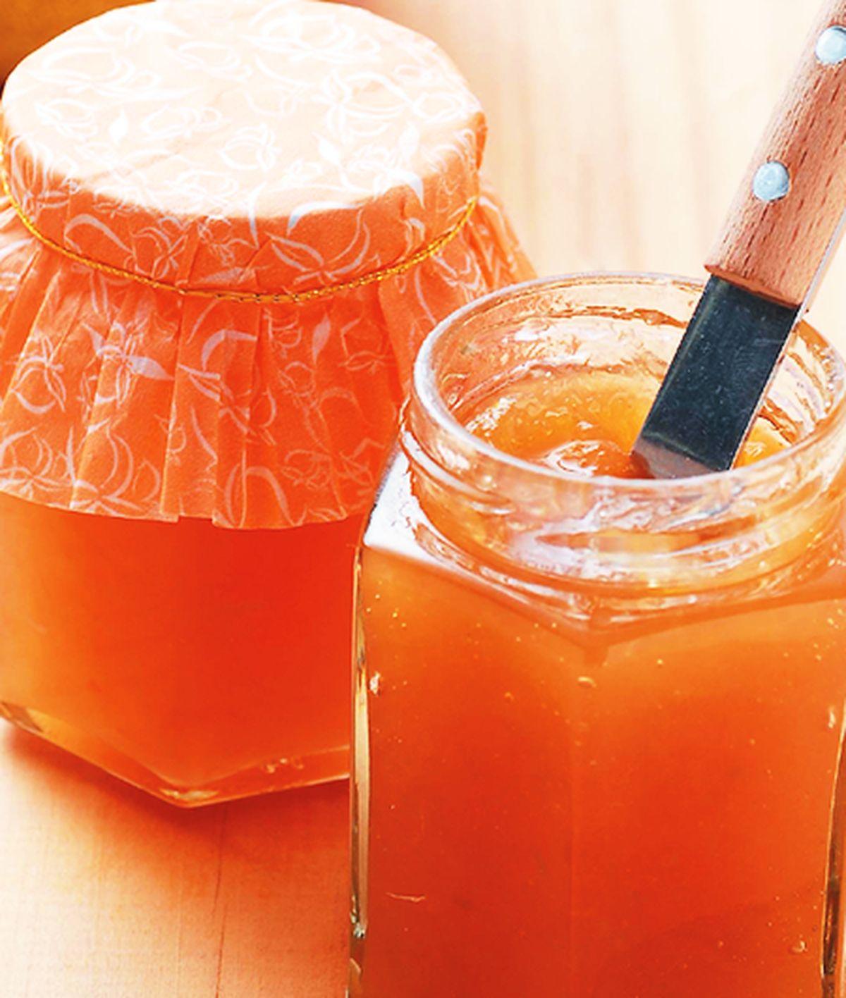 食譜:香柚果醬