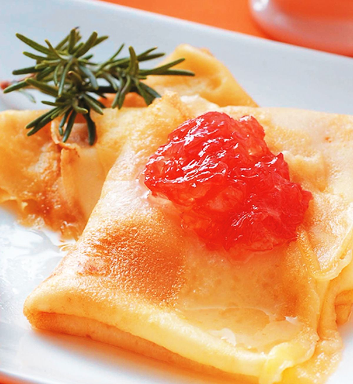 食譜:法式薄餅