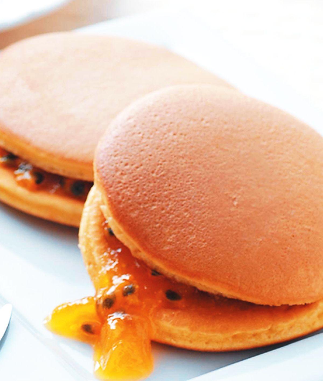 食譜:百香果鬆餅