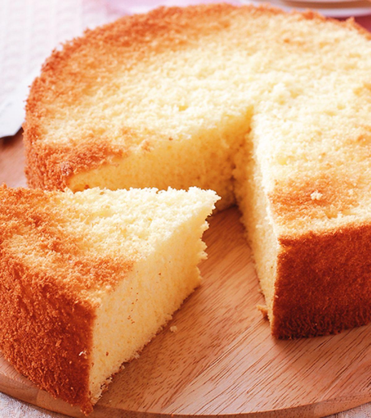 食譜:海綿蛋糕