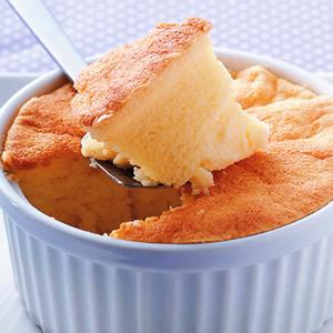 香草起司布丁蛋糕