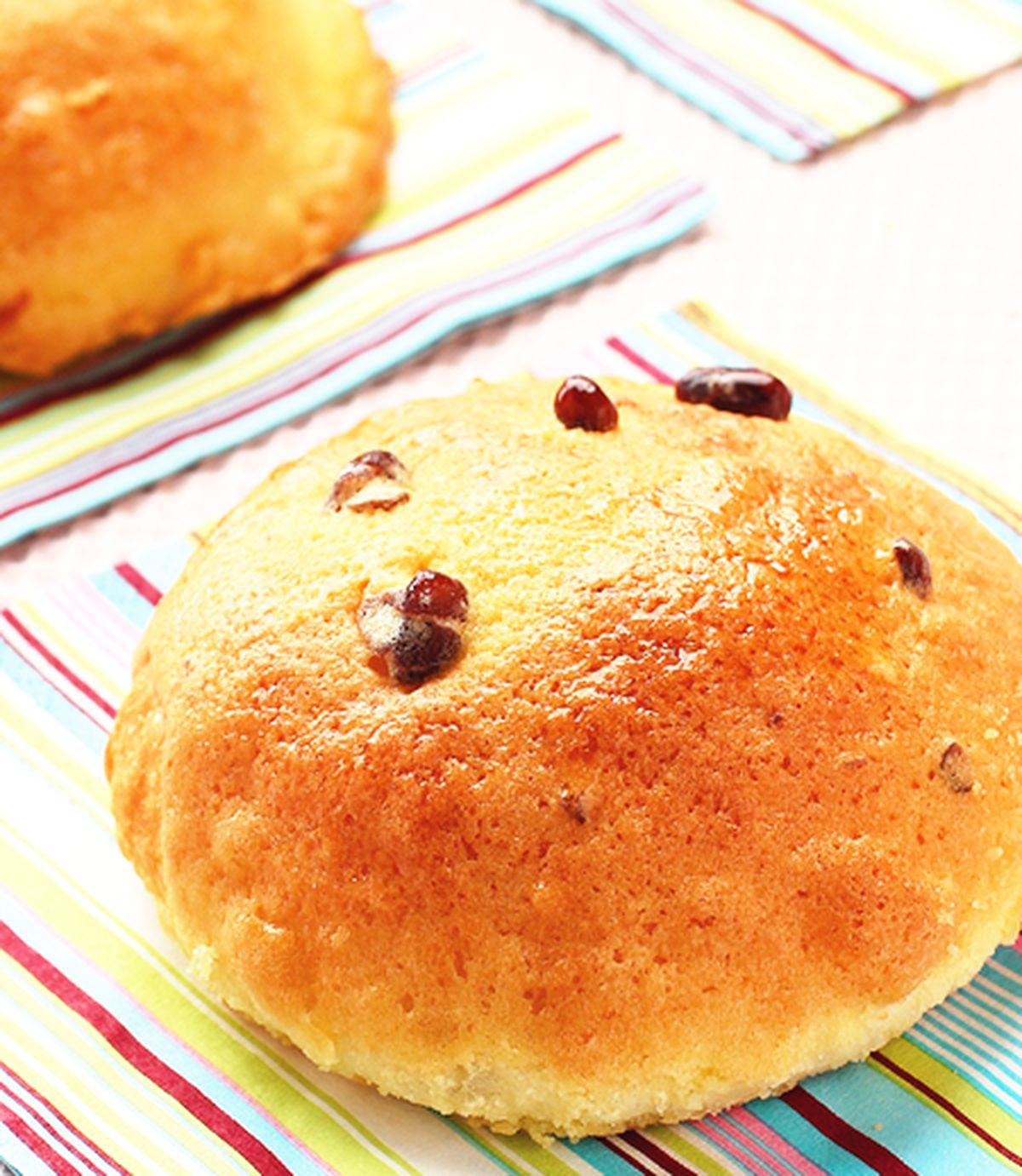 食譜:墨西哥紅豆麵包