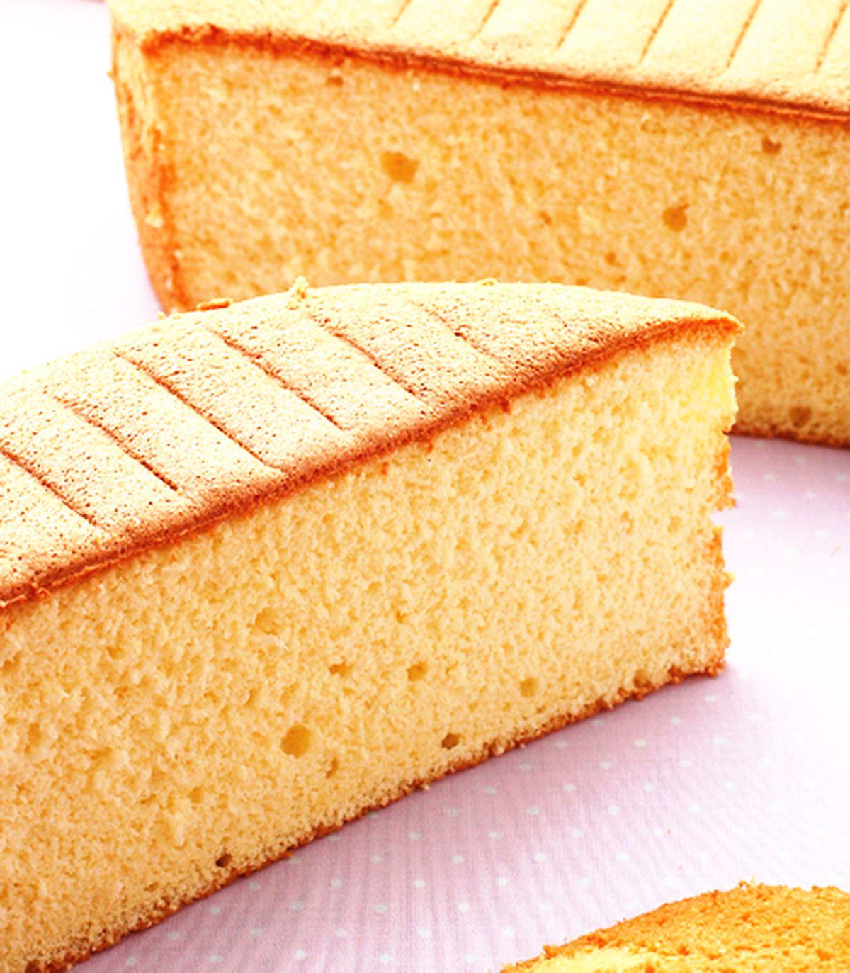 食譜:法式海綿蛋糕