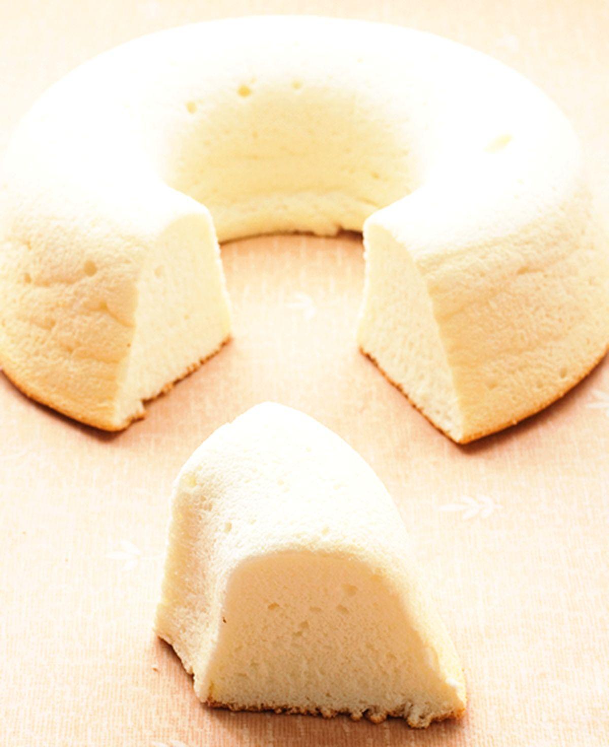 食譜:天使蛋糕
