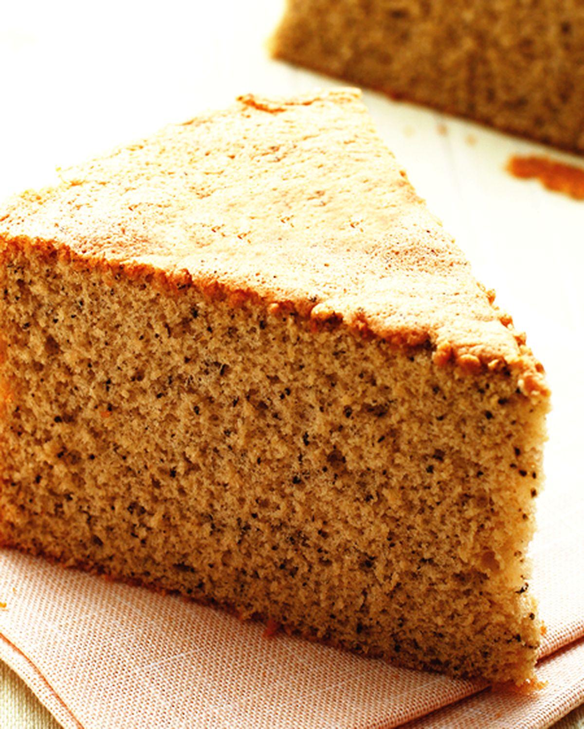 食譜:紅茶海綿蛋糕(3)