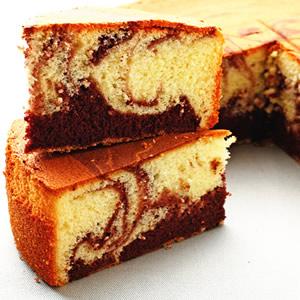 大理石海綿蛋糕