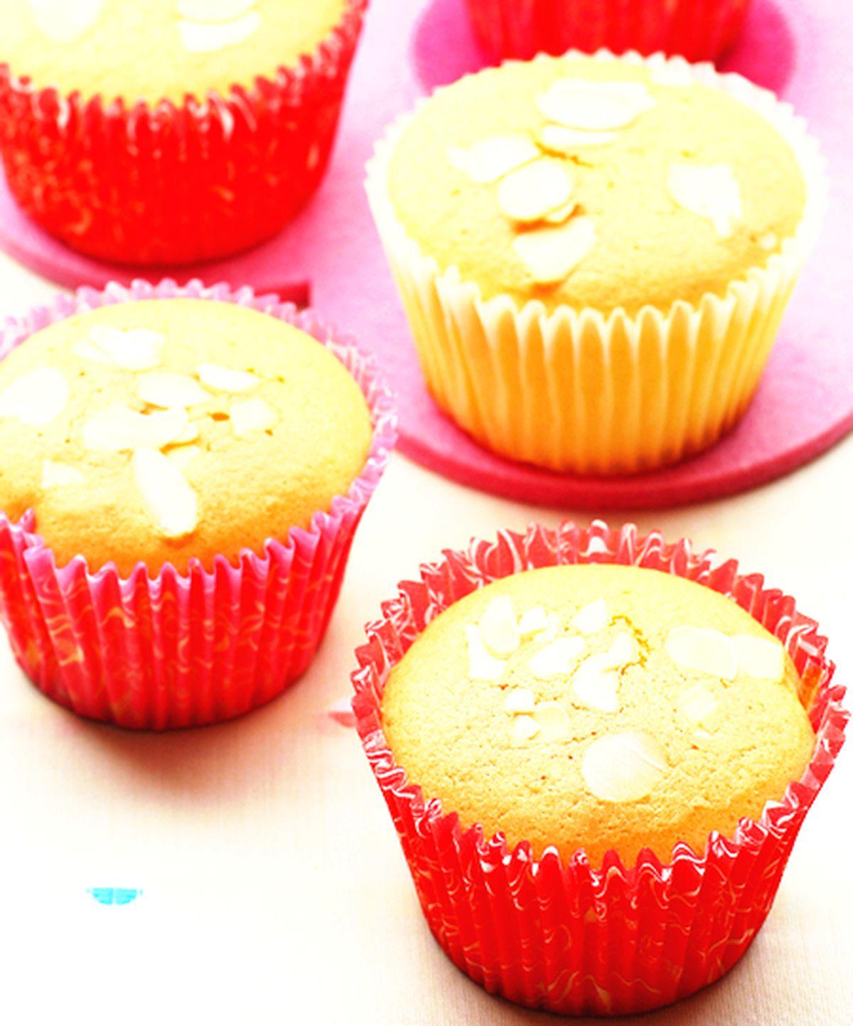 食譜:杯子蛋糕(1)