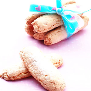法式指型餅乾