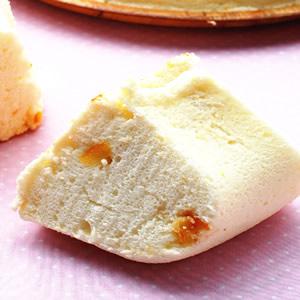柳橙天使蛋糕