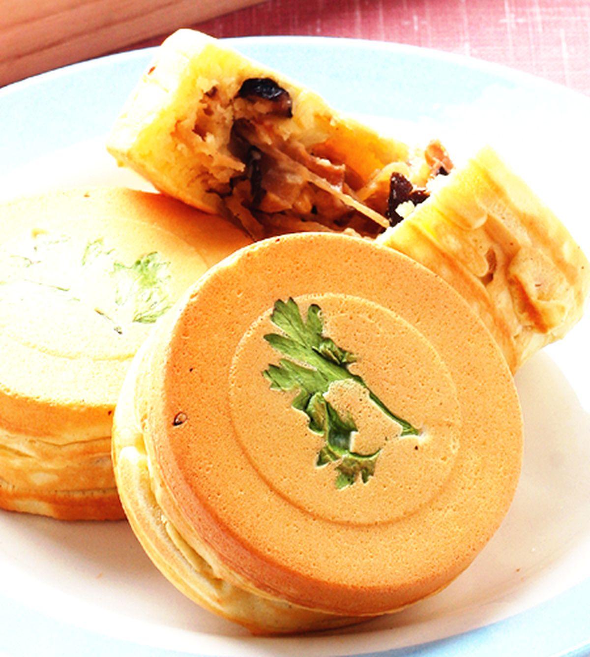 食譜:蘿蔔絲車輪餅(1)