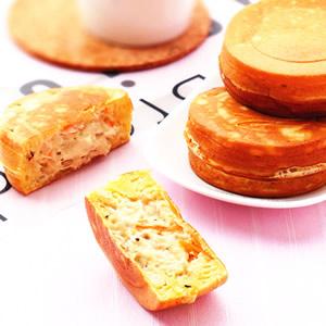 鮪魚美奶車輪餅