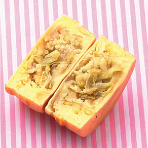 酸菜車輪餅