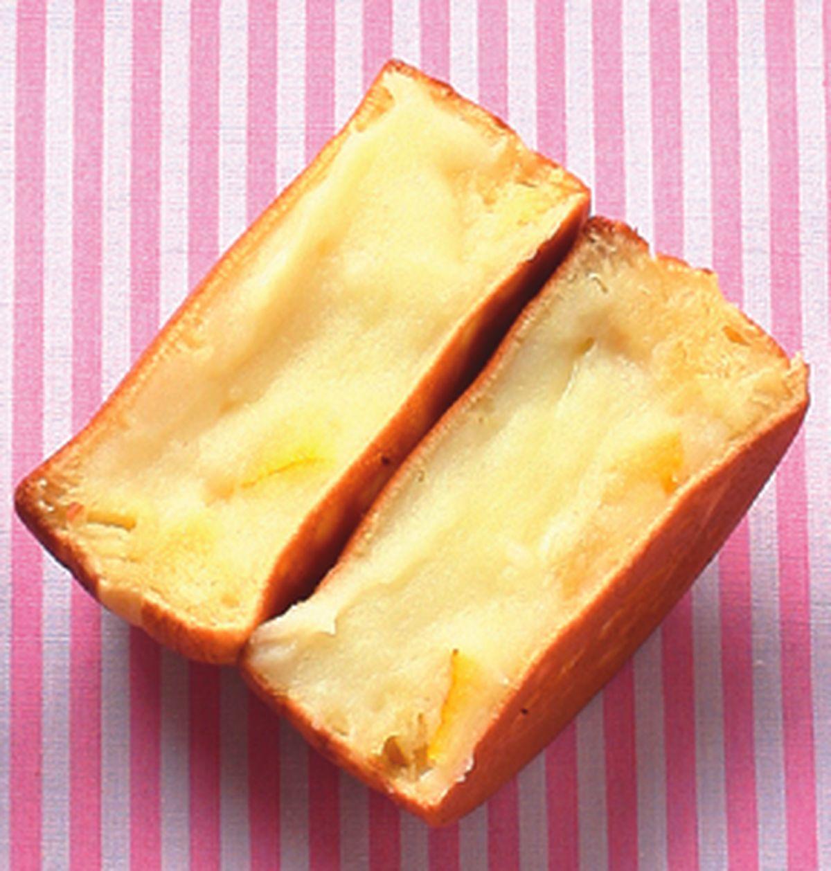 食譜:柚香山藥車輪餅
